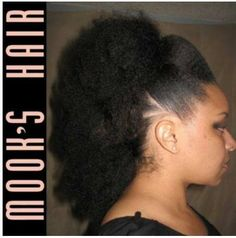 Fabulous Fishtail Mohawks And D On Pinterest Short Hairstyles For Black Women Fulllsitofus