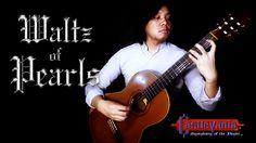 Michiru Yamane - Waltz of Pearls (from Castlevania: SOTN) - Solo Guitar - Paul Adrian Moldez Plays, Guitar, Videos, Games, Guitars