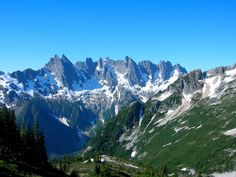 Washington State Mountains | the cascades in washington state a beautiful mountain range where ...