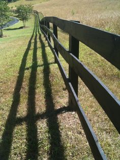 my future fence- painted dark granite- YIPPPPPEEEEEEEE
