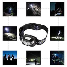 Es conveniente para sus actividades de noche, su visión de lejos y al instante aumenta su visibilidad.  Caracteristicas:  ♣ Recargable por USB ♣ 3 Modos de funcionamiento ♣ Fácil y cómodo de uar, durable ♣ Ángulo ajustable a 45 grados ♣... http://comprarlinternaled.com/deportivas/running/linterna-frontal-led-usb-recargable-ipx5-impermeable-ultra-brillante-ajustable-con-ir-sensor-mano-libre-switching-3-modos-para-acampa