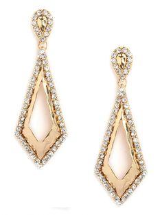 $24, Gold Diamond Drops