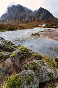 Solitude, Glencoe, Scotland.
