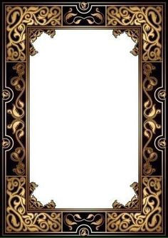 VK is the largest European social network with more than 100 million active users. Borders For Paper, Borders And Frames, Islamic Art Pattern, Pattern Art, Motif Baroque, Box Picture Frames, Photo Frame Design, Framed Wallpaper, Islamic Paintings