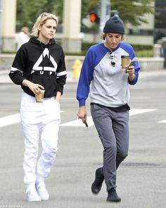 Kristen Stewart Reunites With Ex-Girlfriend Alicia Cargile After Breakup From Soko