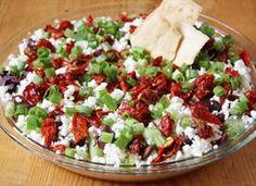 Greek chopped appetizer dip