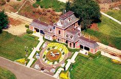 iCase   News: La casa di Michael Jackson è in vendita per 80 mln...