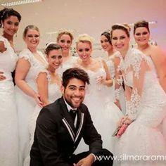 Desfile noivas by Noemy Guadagnin