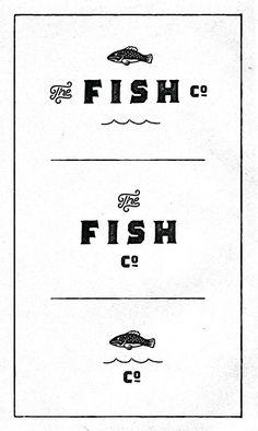 The_fish_co #fish #illustration #fishtown