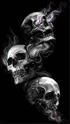 Smoking Skulls                                                                                                                                                      More