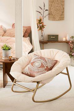 Basic Rocking Papasan Chair | Urban Outfitters