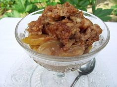 Rec./Rev./Pics...Zucchini Crisp-an old favorite with a few new tweaks   Taste of Home Community