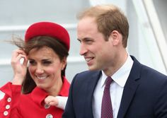 Prince William - The Duke And Duchess Of Cambridge Tour Australia And New Zealand - Day 1