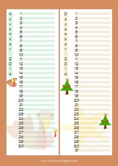Free  Printable Calendar By ShiningmomCom Fun And Colorful
