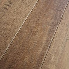 Hardwood Floors: Somerset Hardwood Flooring - Random Width Handcrafted Collection - Hickory Winter Wheat