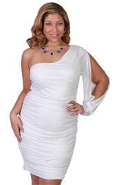 29dd42e899c5f 10 All White Plus Size Party Dresses