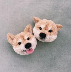 Afbeeldingsresultaat voor how to make yarn puff ball animals