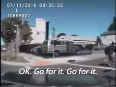 Post Nation 'I'm going to hit him': Dash-cam video shows officers tried to run over man before shooting him 14 times