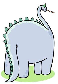 Free Printable Dinosaur Invitation