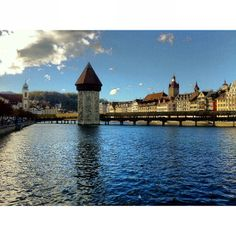 This was the first of 3 cities in Switzerland that Andy and I stayed on our honeymoon!