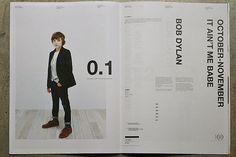 MONO&TYPO No. 3 Magazine design