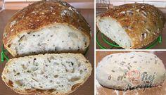 Zutaten 1 Tasse = 250 ml 3 TassenWeizenmehl Tasselauwarmes Wasser. Pizza Recipes, Bread Recipes, Baking Recipes, Healthy Recipes, How To Make Bread, Food To Make, Homemade Pastries, Czech Recipes, Rolls Recipe