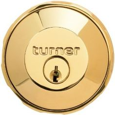 Safety By Design 200-PB Turner Keyless Locking Deadbolt, Polished Brass, SC-4 by Turner. $49.99. From the Manufacturer                The Turner lock is an innovative deadbolt that can be locked from the outside of the home with one quick, keyless turn. A rotating metal collar on the outside of the Turner eliminates the extra step of having to insert a key, making home security convenient for today's busy homeowner. The following features make the Turner deadbolt one of the saf...