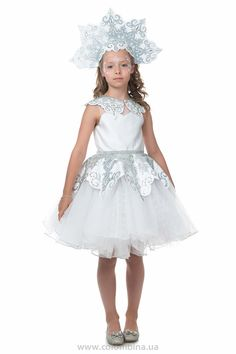 Winter Fairy Costume, Girl Clown Costume, Young Models, Baby Dress, Cosplay Costumes, Flower Girl Dresses, Parties, Wedding Dresses, Birthday