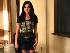 """31 Times Aria From """"Pretty Little Liars"""" Gave Us Fashion Goals"""