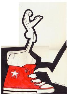 Illustration, Step, Ilustración, Ainhoa Azumendi