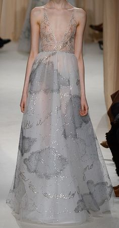 sleepise: Dresses at Valentino Couture Spring... : it was all a dream