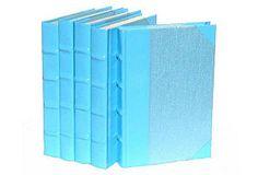 Patent leather books