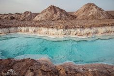 Namak-khor Salt lake - the largest seasonal salt lake in the Iranian plateau.Geographical location: E5515 to E5615, The lake is located in the central desert of Iran and expanding to southern part of central desert. Access: 50 km from the asphalt road of Khor city to Tabas