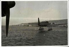 22 Οκτβρίου.Πάνορμος Αστυπάλαιας Γερμανικα αεροπλανα