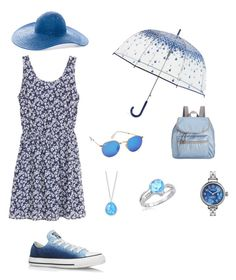 """""""For women :) (summer)"""" by amelikan23 ❤ liked on Polyvore featuring Converse, Vera Bradley, Ray-Ban, LeSportsac, Ippolita, Amanda Rose Collection, Shinola and Chico's"""