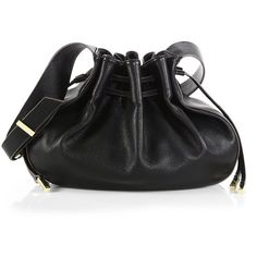 c6b603365780 Halston Heritage Bianca Large Drawstring Bucket Bag and other apparel