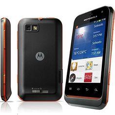 Motorola DEFY MINI- Smartphone-Orange-Libre (8,13 cm (3.2
