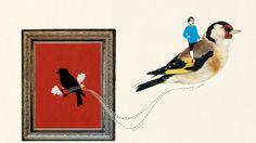 Flights of Fancy | Stephen King reviews Donna Tartt's 'Goldfinch'