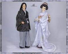 https://flic.kr/p/FA6jCm | Wedding Collection. Japanese costume.By GGDollFashions | Wedding Collection.Chinese costume,  ,Furisode My new collection of kimonos for BJD Iplehouse and Volks. Prepared for the exhibition in Amsterdam.ADI DABIDA   Japanese silk. Embroidered . www.adi.amsterdam
