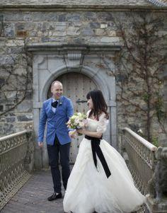 Storybook Wedding in Dublin, Ireland