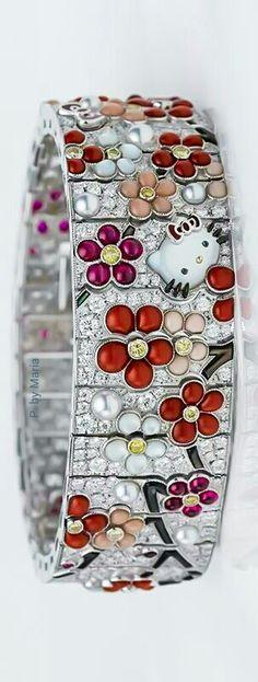 Mikimoto Pearls for Hello Kitty