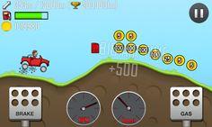 Hill Climb Racing, videojuego elegido por los alumnos para investigar mecánicas de juego #gamemech #university #videogames #android