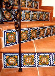 Los pisos de Barro son un elemento decorativo y constructivo que evoca épocas pasadas de estilos de construcción muy mexicanos.