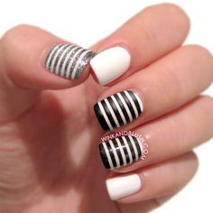 creative nail art designs - Buscar con Google