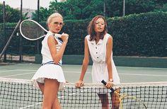 Fancy a spot of cardio tennis?T fit training at Moore park tennis club. Mode Tennis, Tennis Clubs, Tennis Players, Tennis Outfits, Tennis Clothes, Nike Clothes, Preppy Outfits, Preppy Style, Tennis Fashion