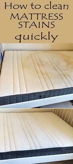 1000 images about CLEANING MATTRESSES on Pinterest