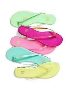 Pastel sandals