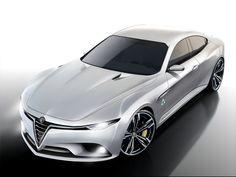 Le moins que l'on puisse dire, c'est que l'actualité est calme chez Alfa Romeo. Heureusement, voici de nouvelles informations sur la berline attendue pour 2016.