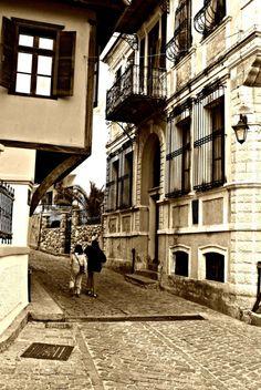 """ ~ Xanthi ~ Old town ~  ""  photo by Thali"