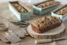 chococate banana bread with oats